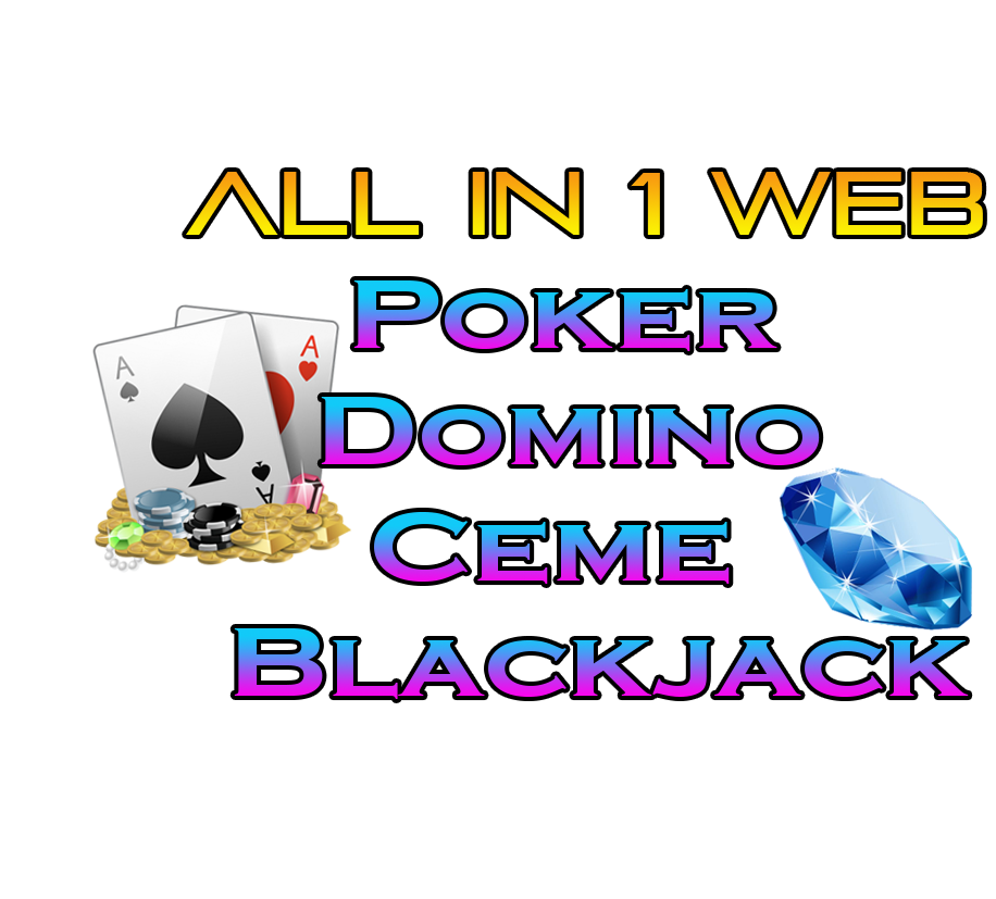 Judi Ceme, Domino, Blackjack, Poker