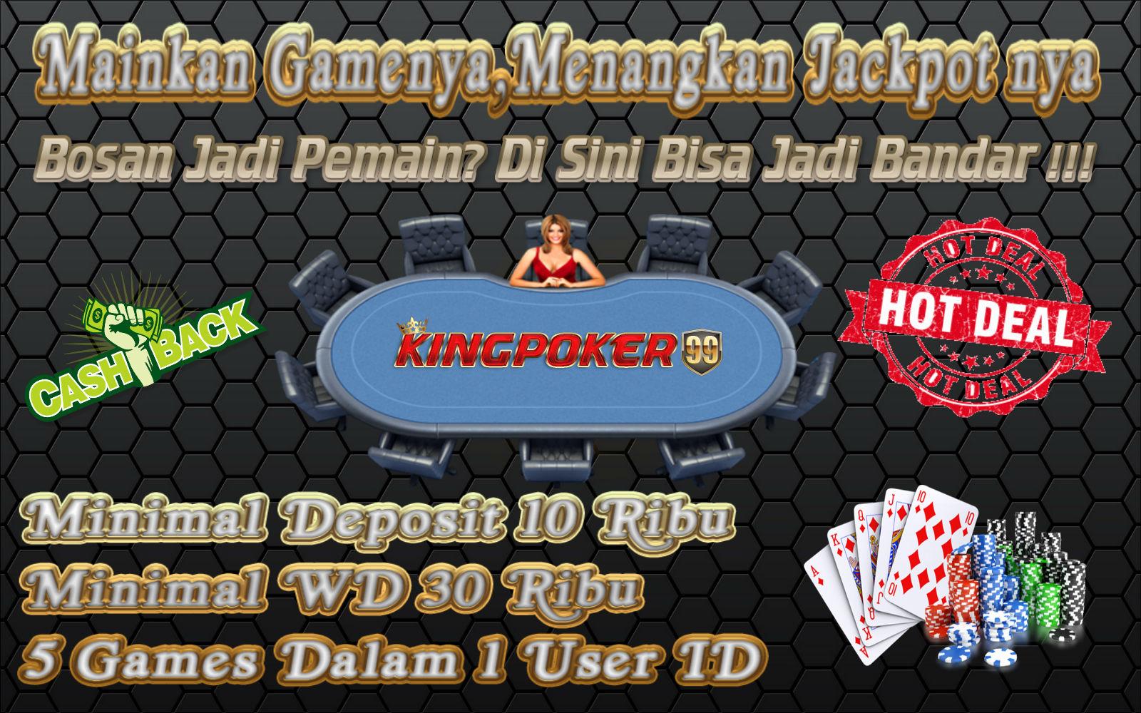 promo poker judi online