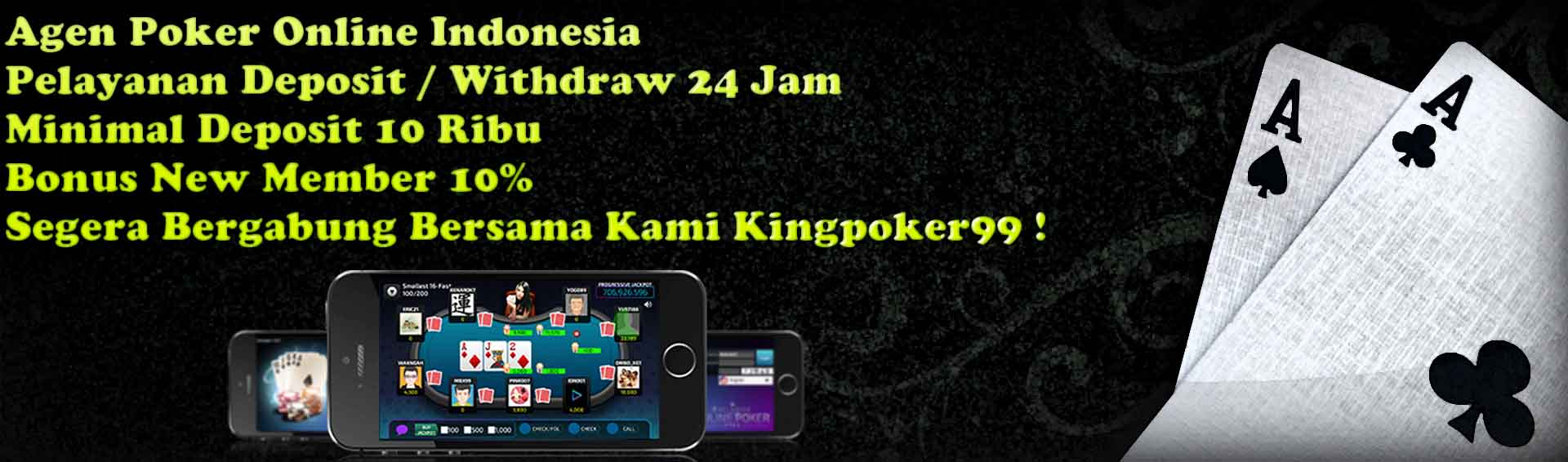 Daftar Poker Online Deposit 10000