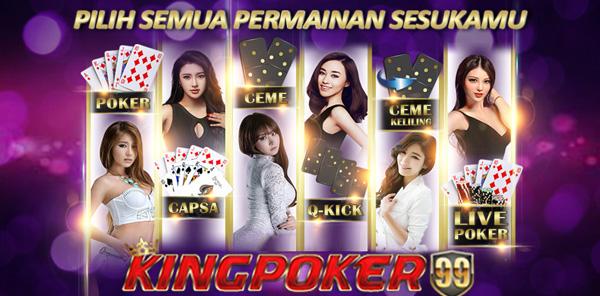 Website Judi Poker Online Terpercaya