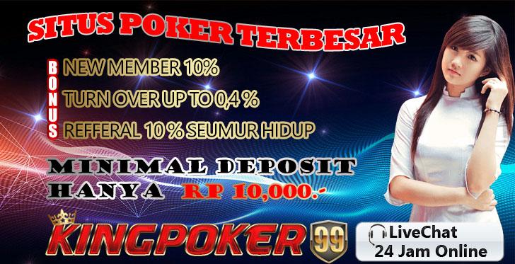 situs poker terbesar